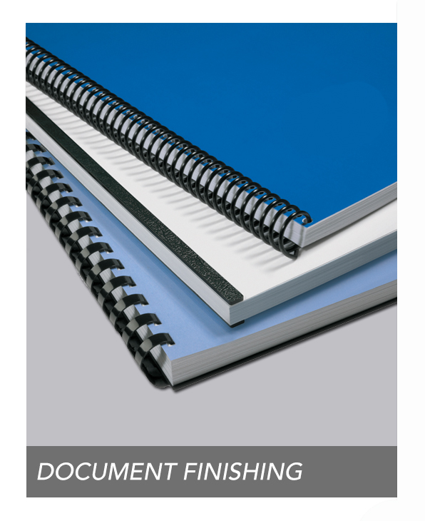 document finishing
