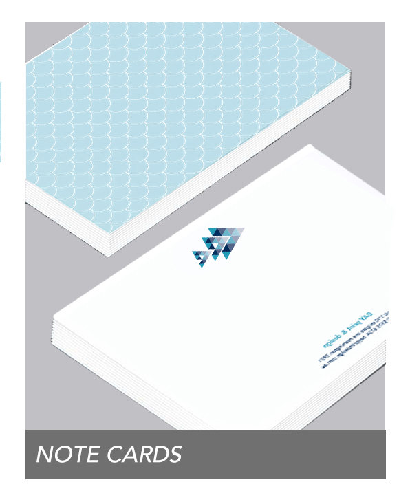 note cards 1
